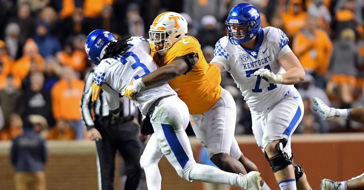 2019 Tennessee Vols Football Opponent Preview: Kentucky