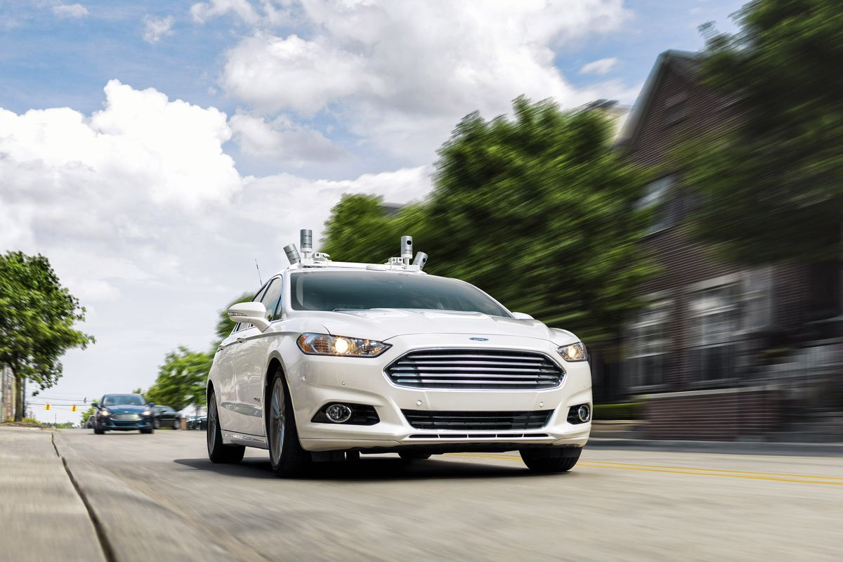 Ford Plans To Have A Fleet Of Fully Autonomous Cars
