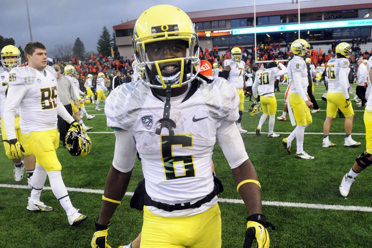Maybe Oregon's shiny uniforms will distract the NCAA from handing down a harsh punishment.