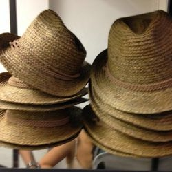 Hats, $22