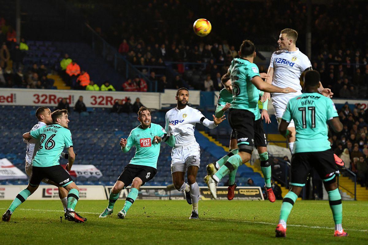 Leeds United v Derby County - Sky Bet Championship