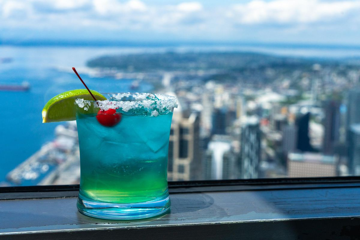 Sky View Observatory Expands Its Menu and Its Outrageous