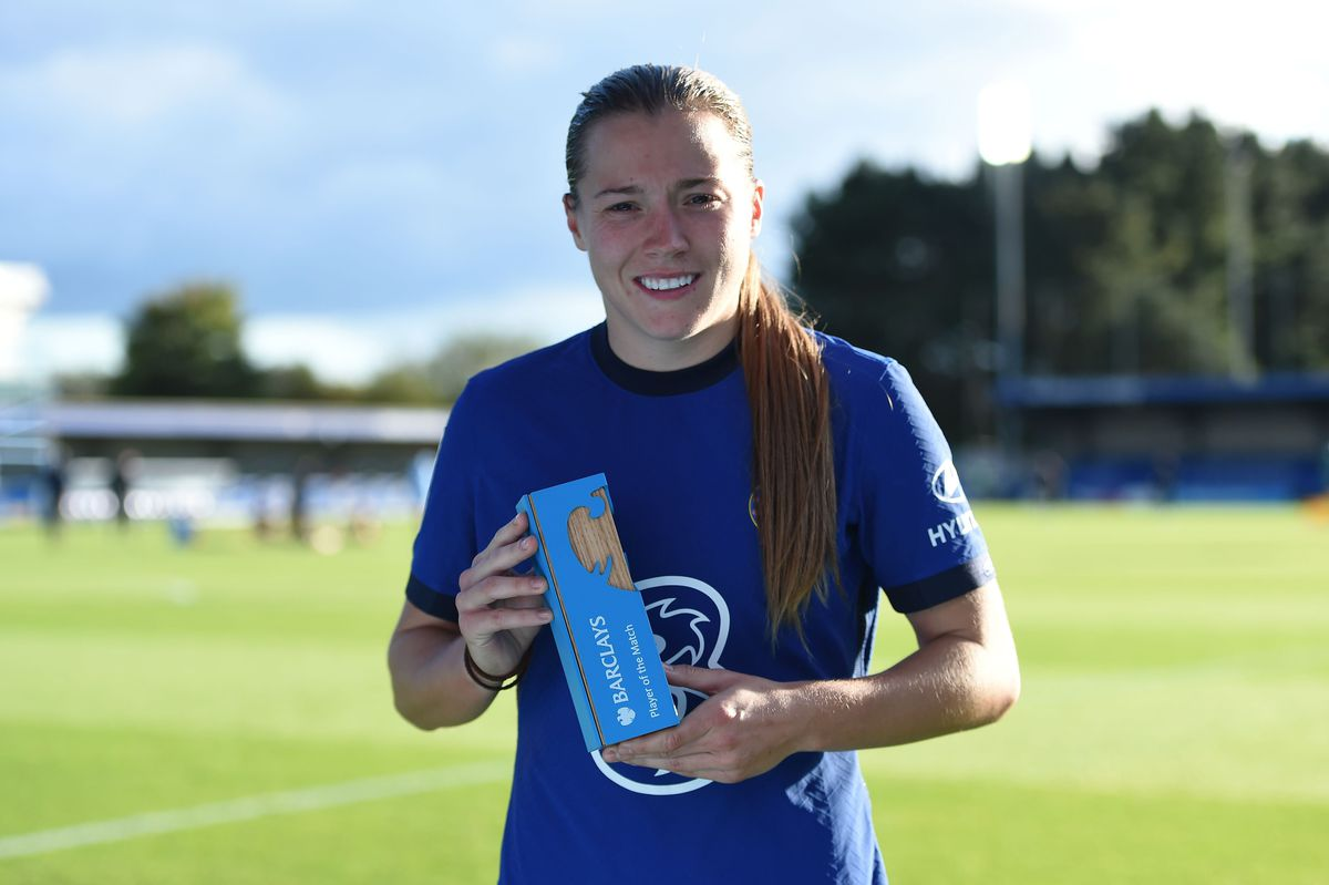 Chelsea Women v Manchester City Women - Barclays FA Women's Super League