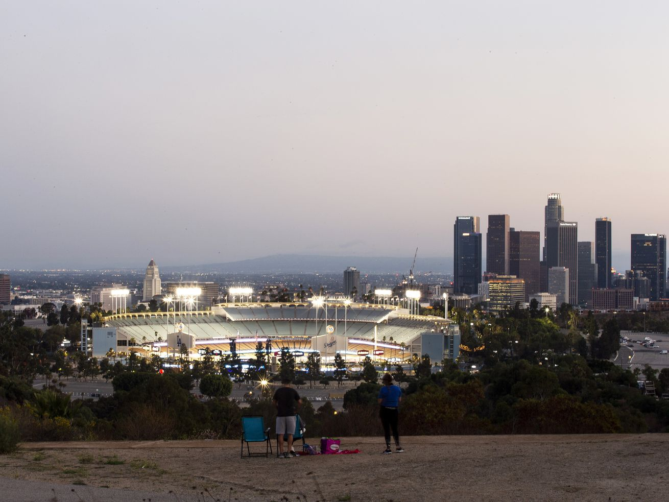 Does L.A. Really Need a Gondola to Dodger Stadium""