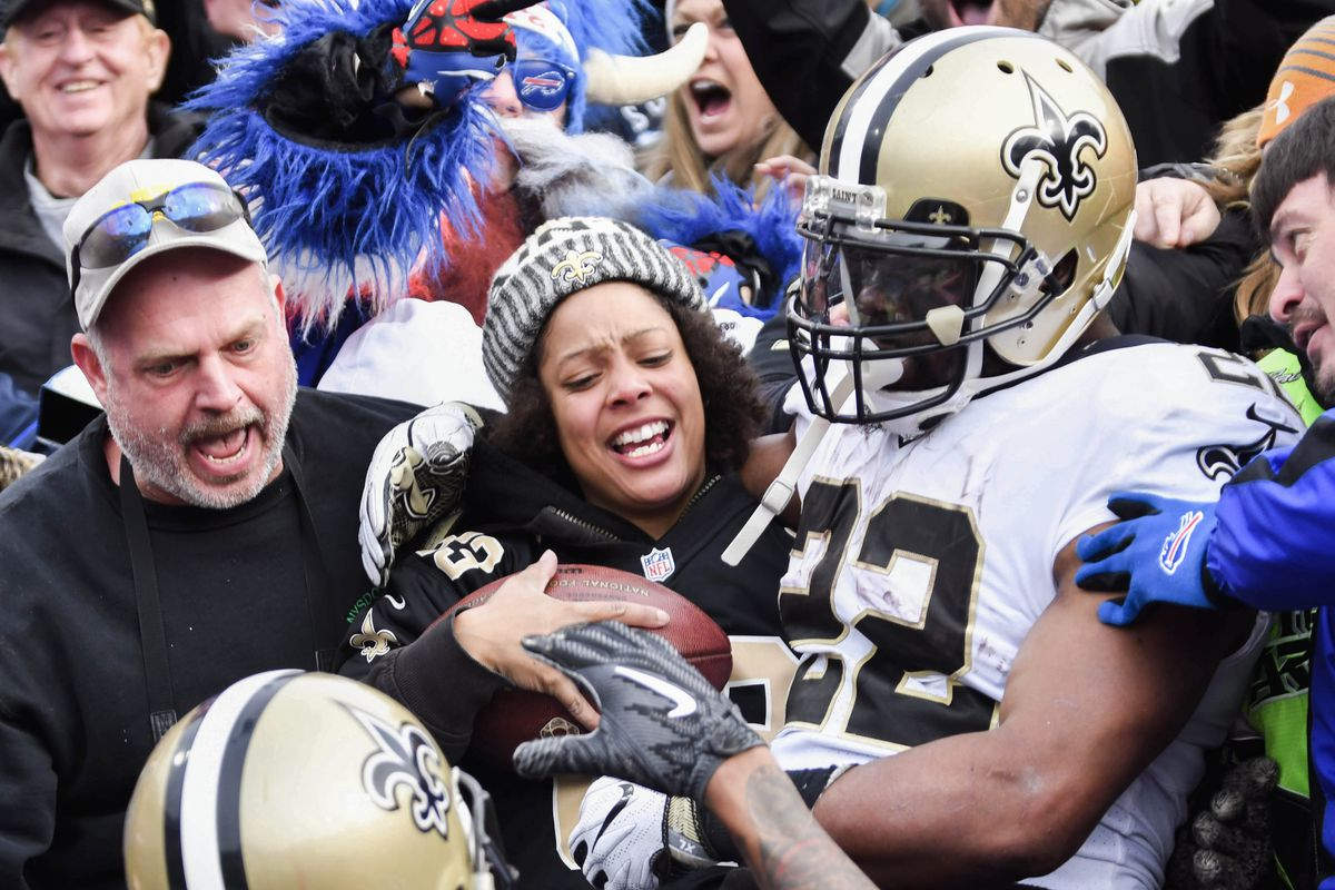 NFL: New Orleans Saints at Buffalo Bills