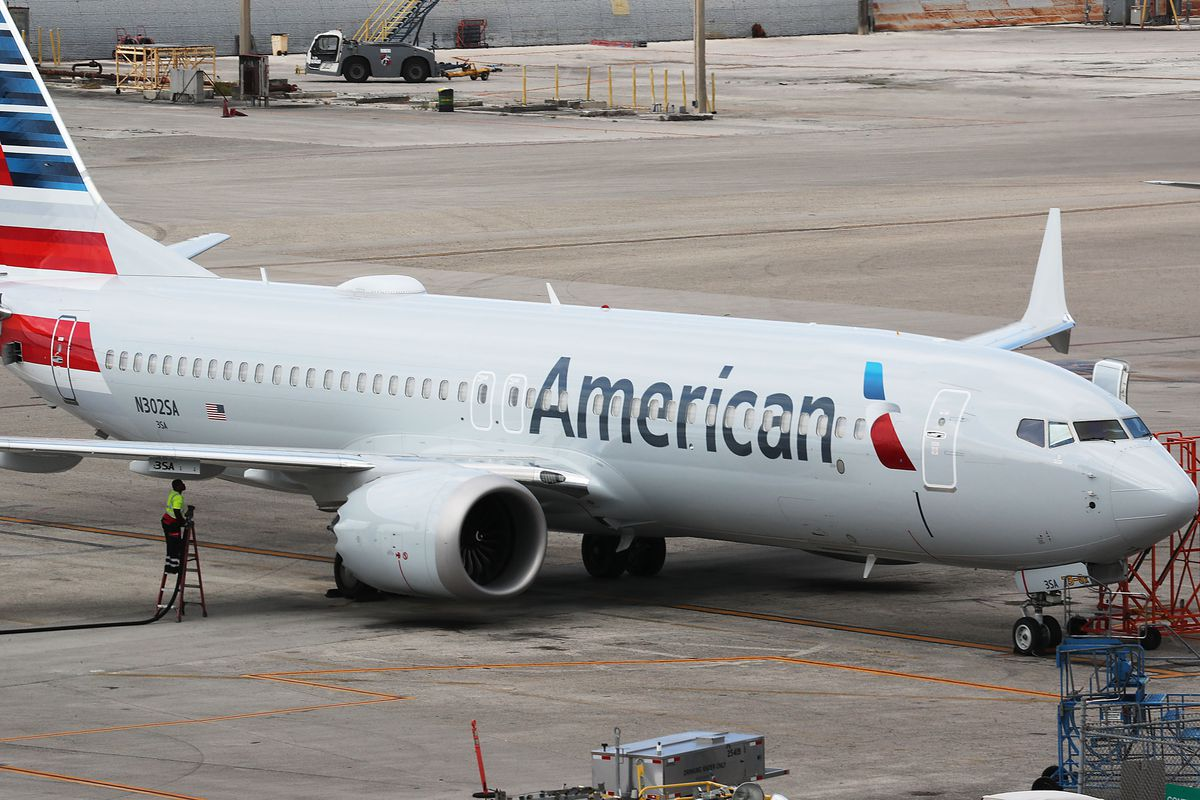 American Airlines Extends Canceled 737 Max Flights To At