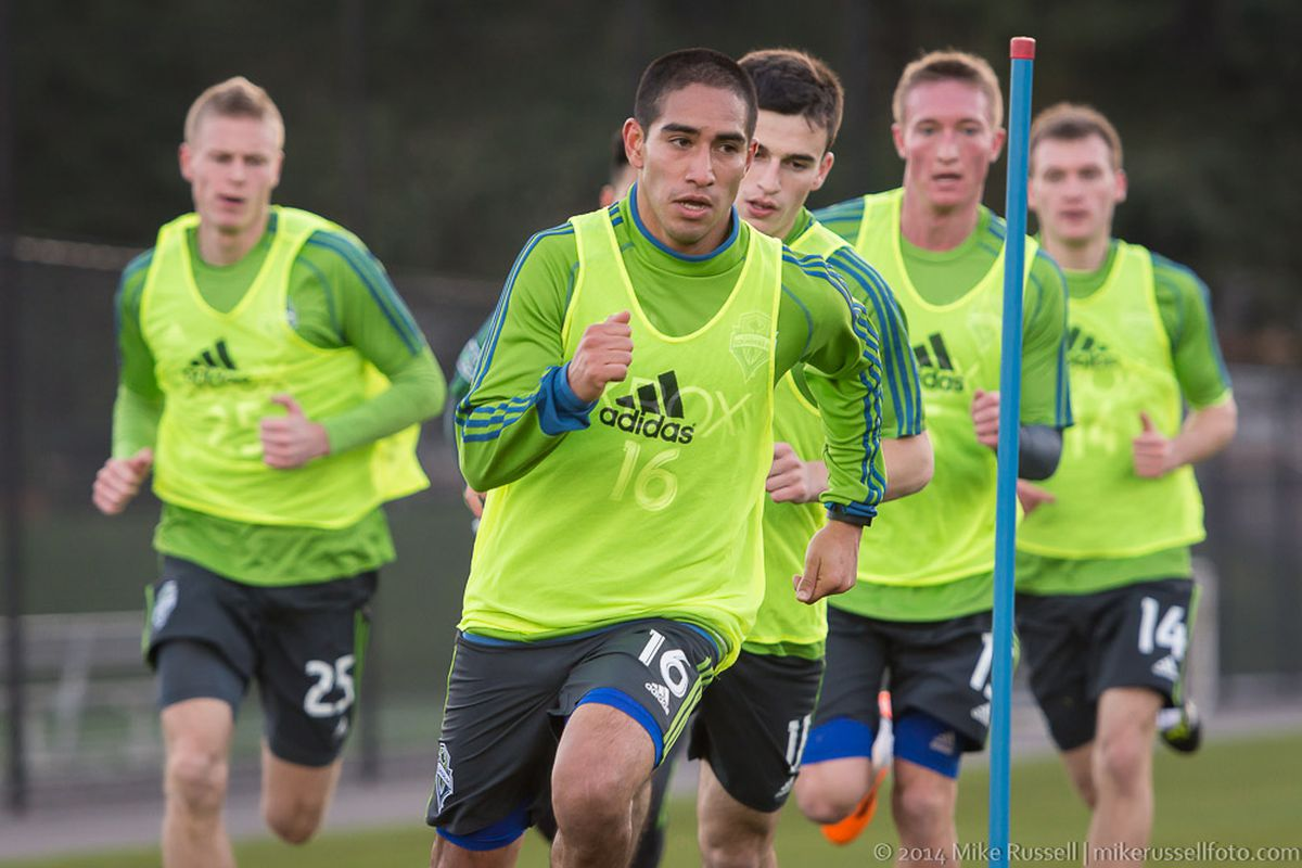 Gallery Photo: Preseason Day 1 - Afternoon Session: Photos