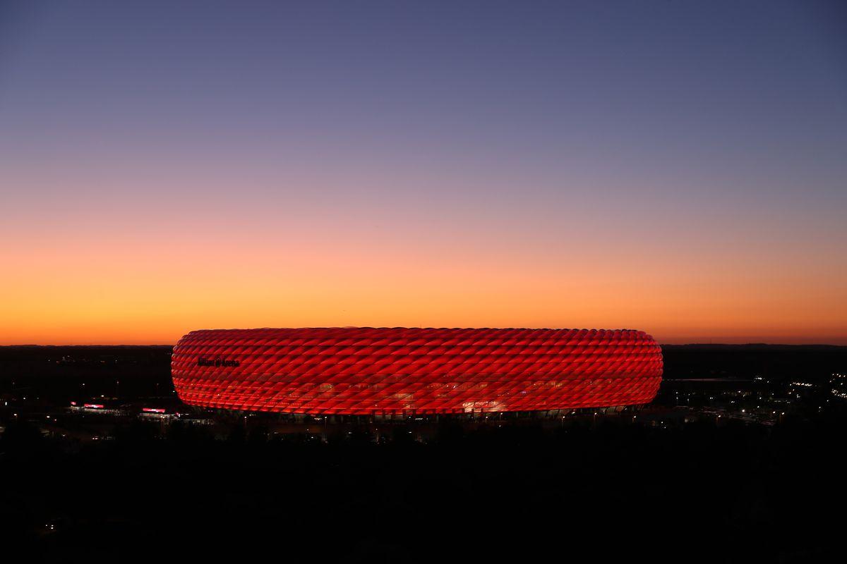 Bayern Muenchen v Crvena Zvezda: Group B - UEFA Champions League