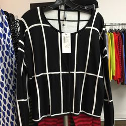 Sweater, size small, $70