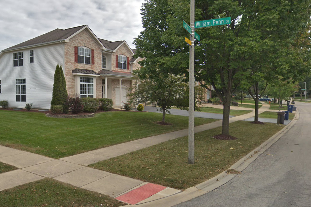 Naperville police are investigating a series of car burglaries Feb. 15, 2020, near Erb Farm Court and William Penn Drive.