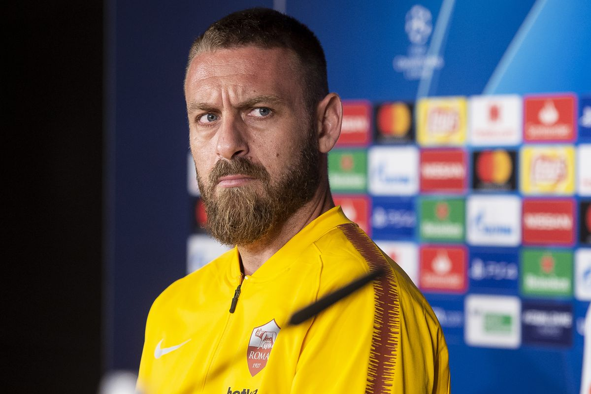 Roma Press Conference - UEFA Champions League