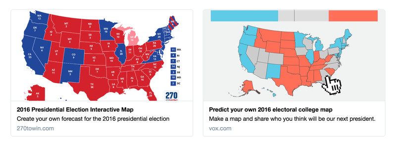 presidential election projection Latest election 2016 polls • democratic nomination • republican nomination • early primary state polls • general election match-ups.