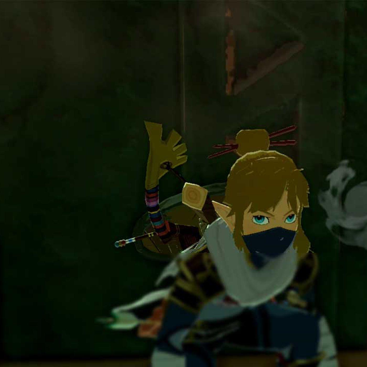 Zelda Breath Of The Wild Yiga Clan Hideout Walkthrough Polygon