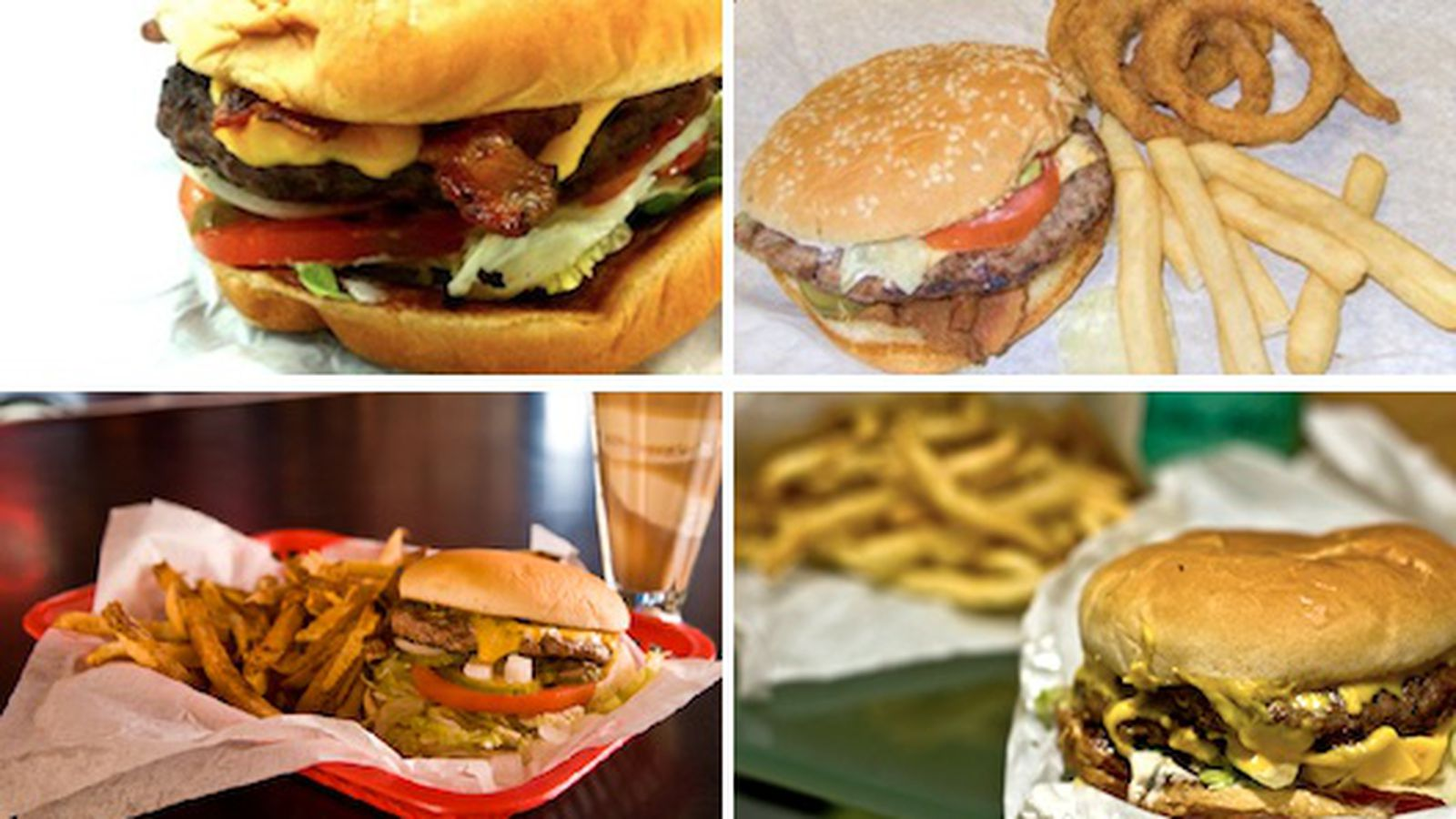 Miami Fast Food Competition