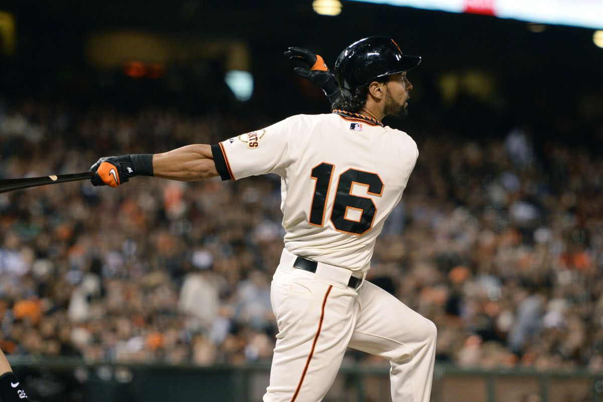 After Angel Pagan's injury, the Giants' road continues to get tougher.