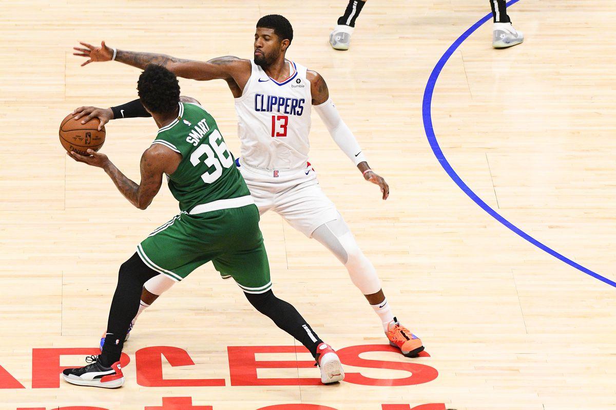 NBA: NOV 20 Celtics at Clippers