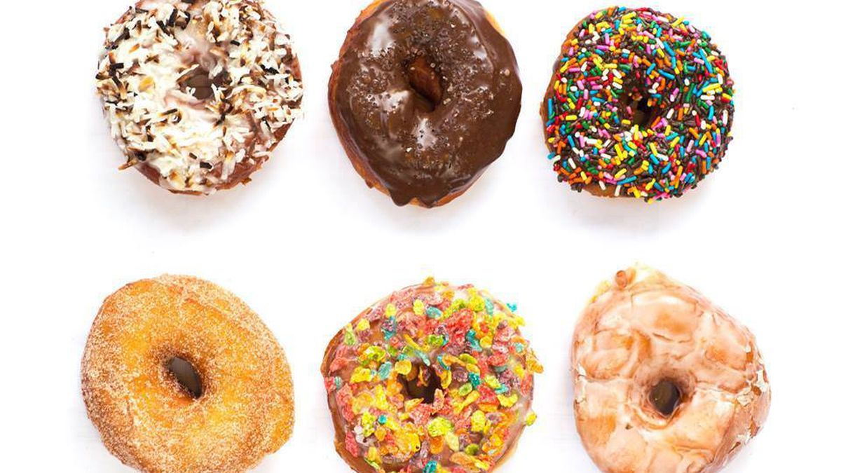 Doughnuts from the Angry Donut, a North Shore pop-up opening a storefront in Newburyport