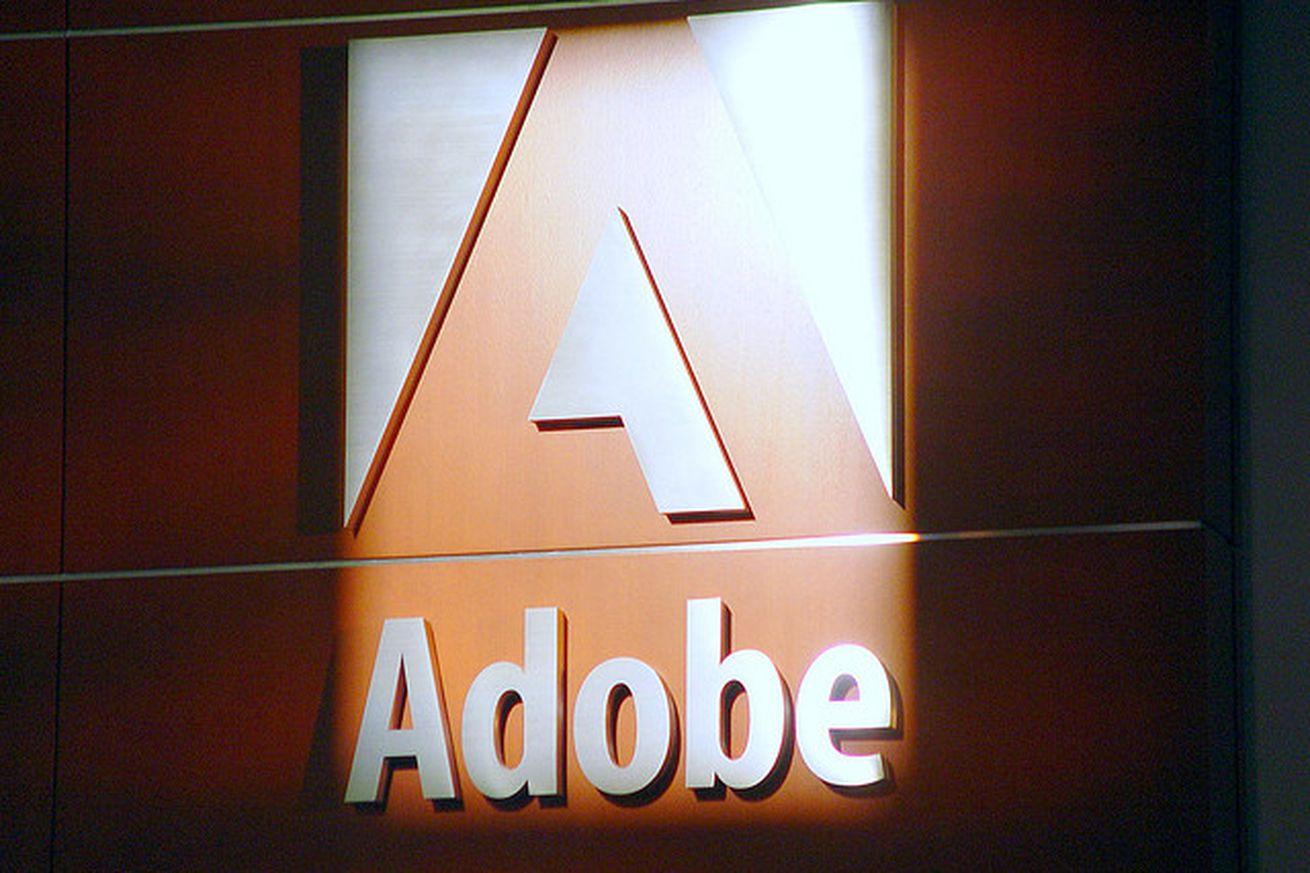 Adobe http://www.flickr.com/photos/midiman/193513407/