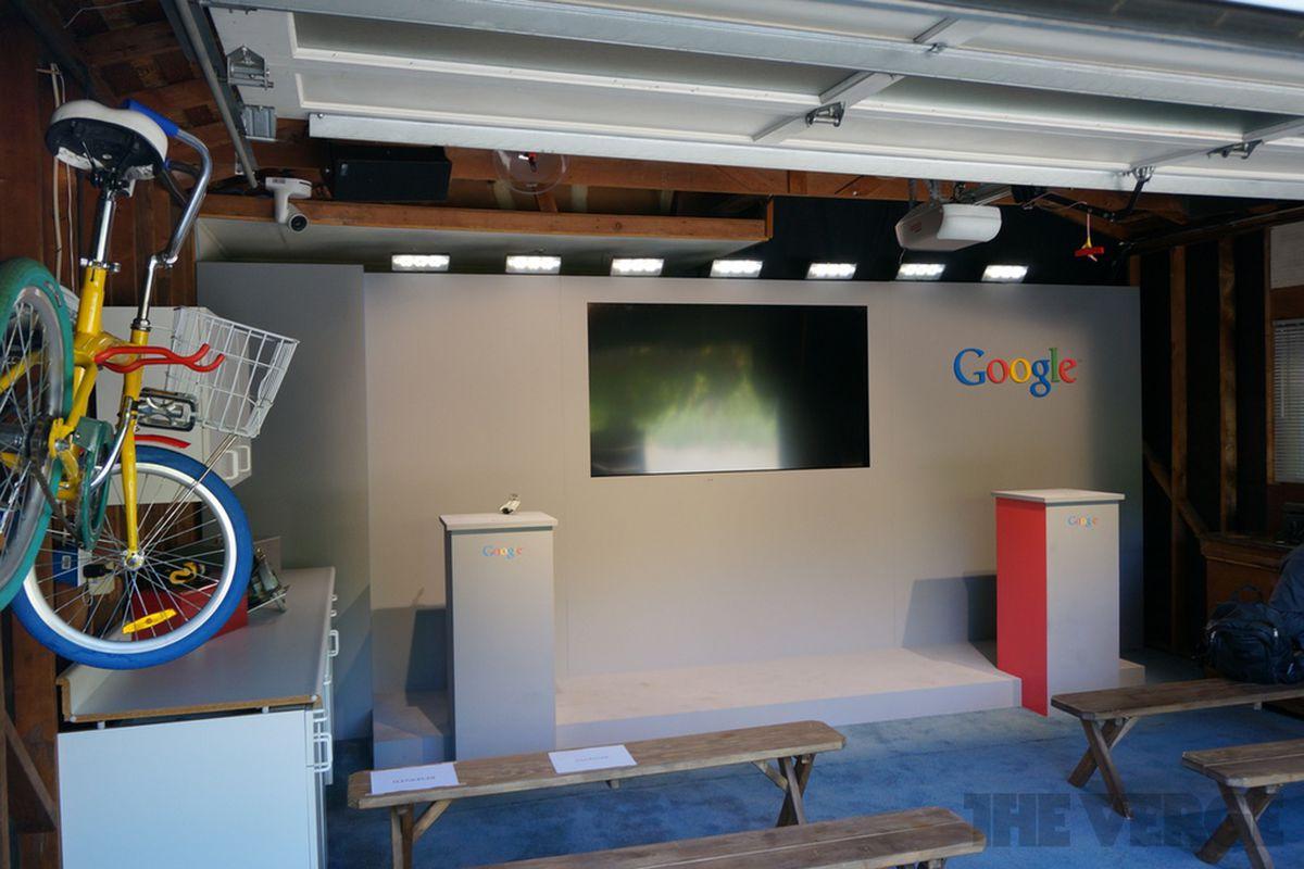 Gallery Photo: Google garage