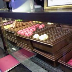"""Ladurée <a href=""""http://ny.racked.com/archives/2011/08/30/maison_ladure_opens_to_macaroncrazed_crowds_uptown.php"""" rel=""""nofollow"""">caused a stir</a> when it came to Madison and 71st at the very beginning of fall."""