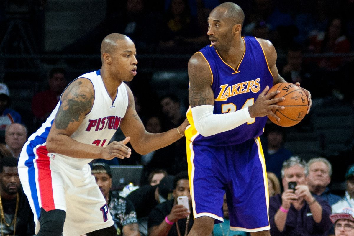 0ba3281441b Kobe Bryant confirms he squashed trade to Pistons in 2007 - Detroit ...