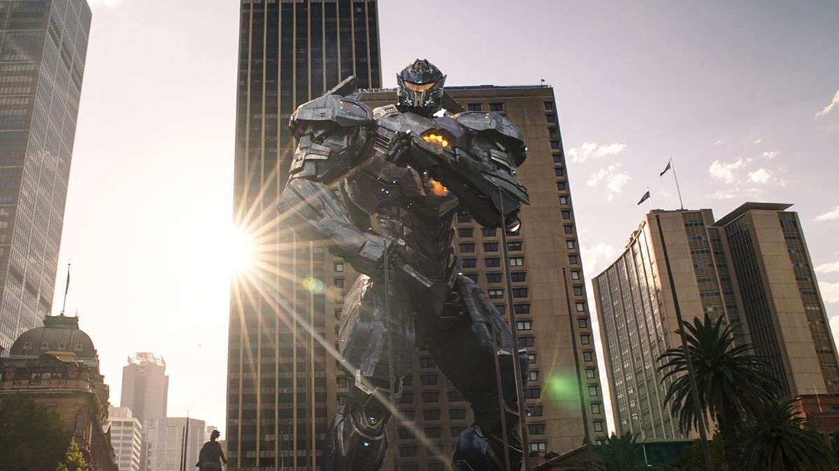 'Pacific Rim Uprising' manages to outpace its predecessor
