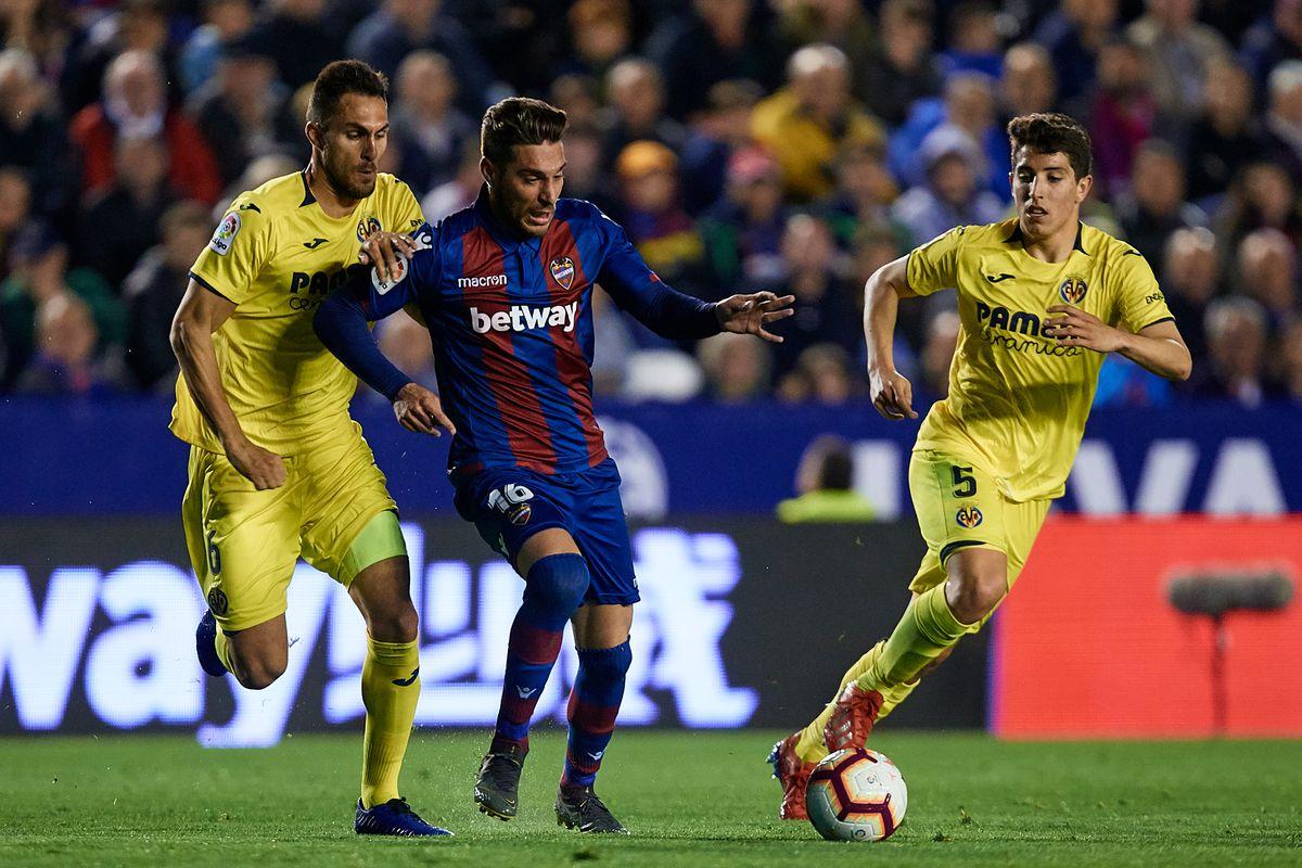 Villarreal—Levante PREVIEW - Villarreal USA