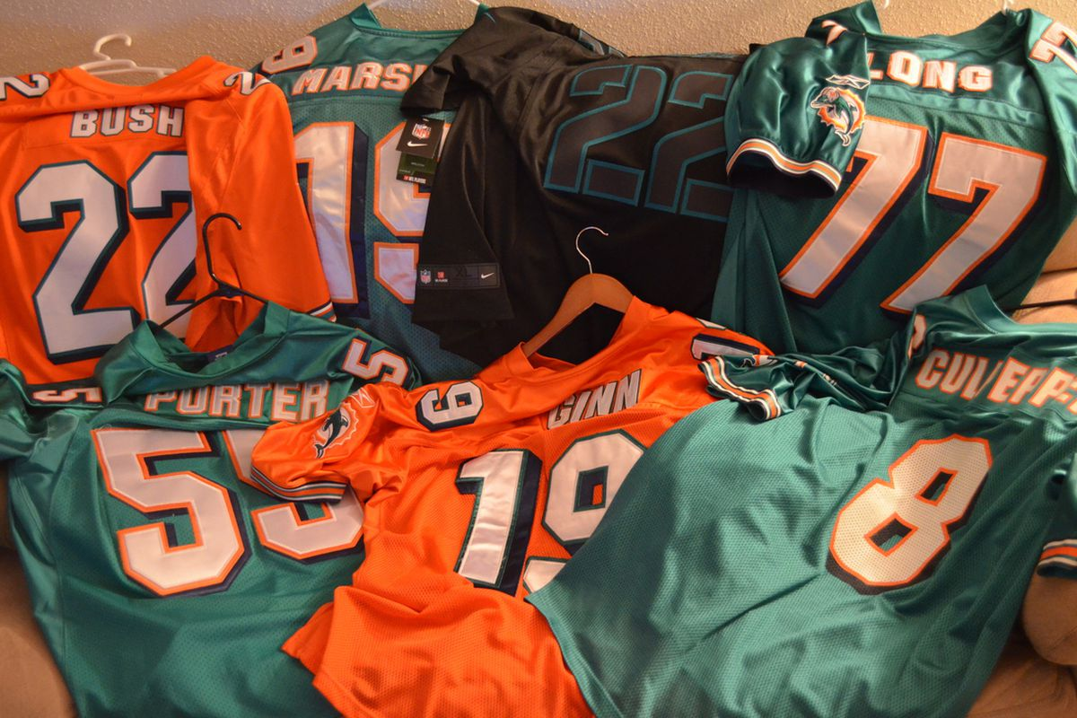 Offseason Discussion  Which Miami Dolphins jersey do you wish you ... 2fcc515b2