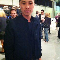 Designer Phillip Lim