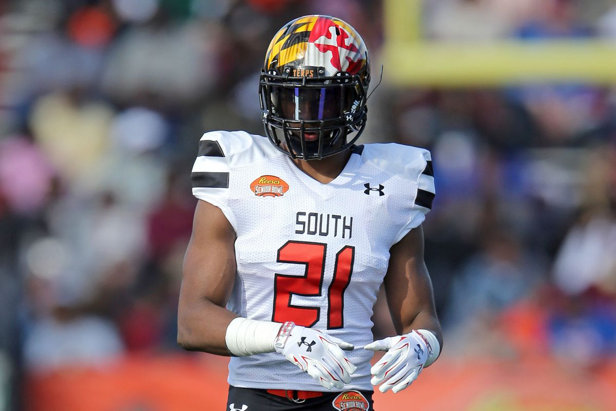 Sean Davis has a very high ceiling, but a very low floor as a CB in the NFL.