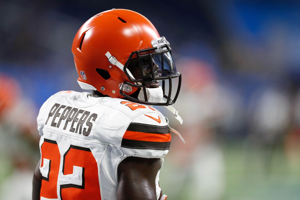 An excited Jabrill Peppers will give the Giants his best Safety is making  his homecoming to New Jersey df38253f1
