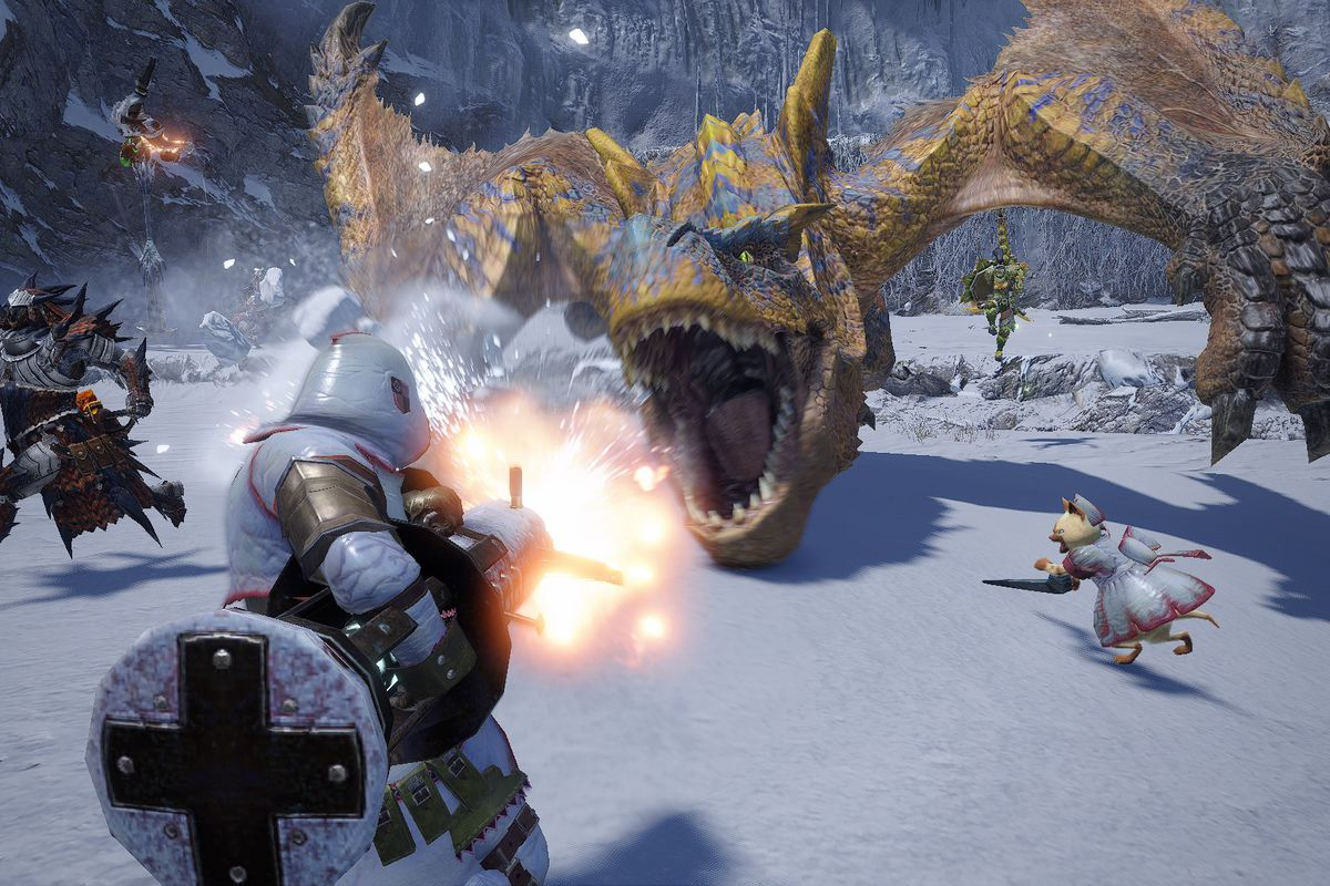 Monster Hunter Rise: How to Capture Monsters With Traps and Sedative Objects