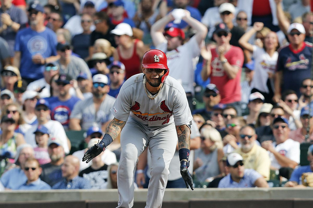 online store b1f10 5064d Cardinals 2, Cubs 1: Cards drive another nail into Cubs ...