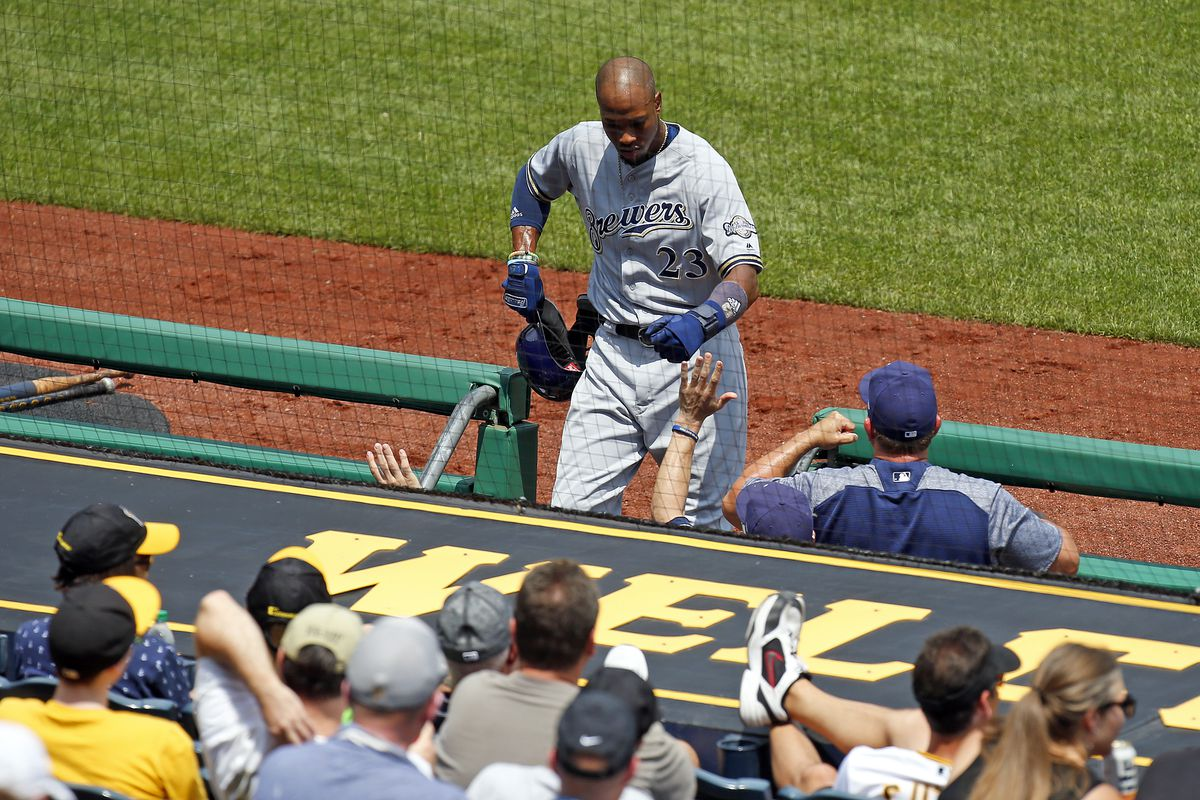 Milwaukee Brewers v Pittsburgh Pirates - Game One