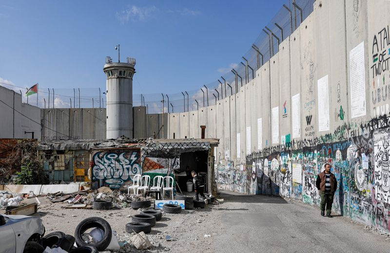 """GettyImages_1186898231 """"We are living in a touristic prison"""": Palestinians on life in the holy city of Bethlehem"""
