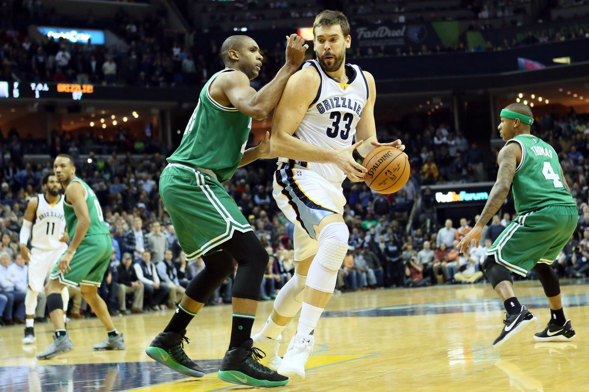 Marc Gasol to the Celtics, joining Gordon Hayward — NBA trade rumors