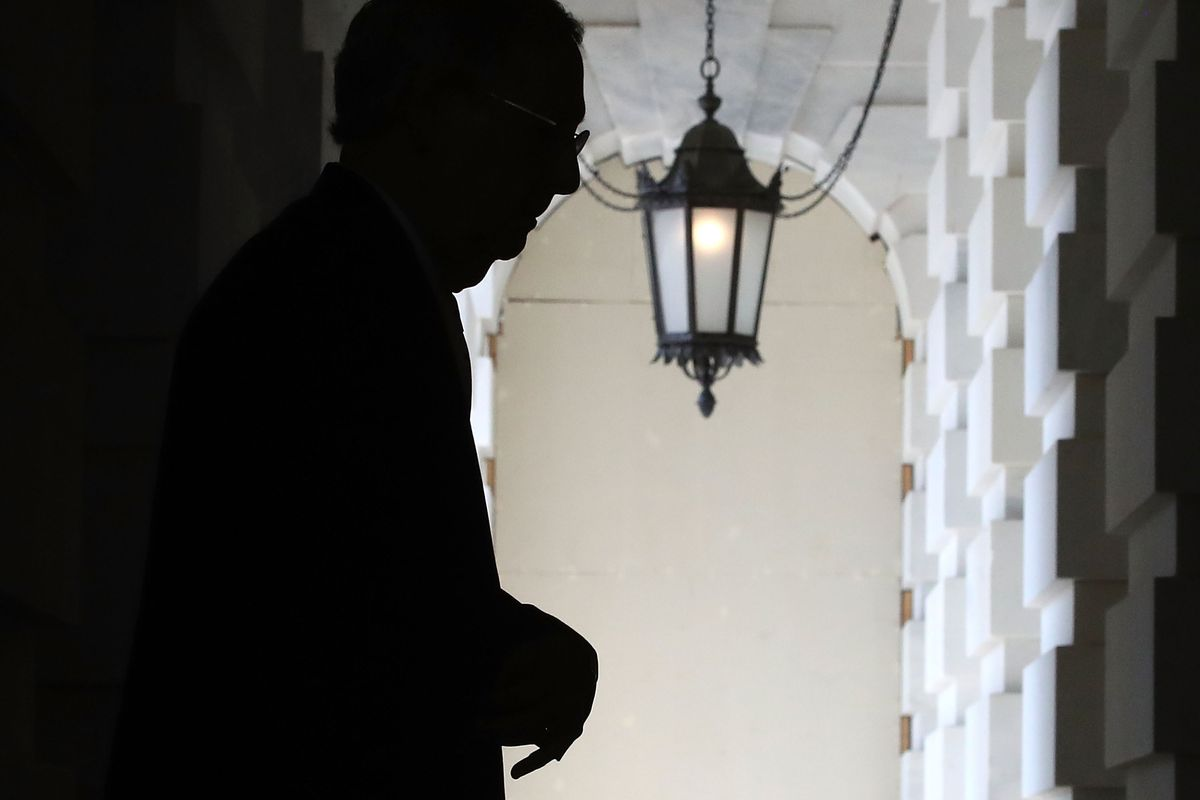 Senate GOP Health Care Bill Loses More Support  With Republican Ranks