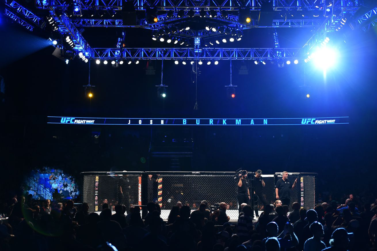UFC Fight Night: Cote v Burkman
