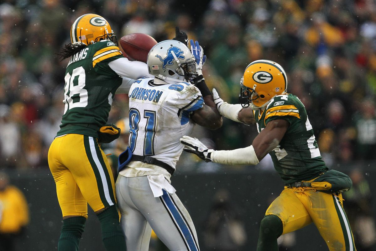 lions vs packers - photo #24