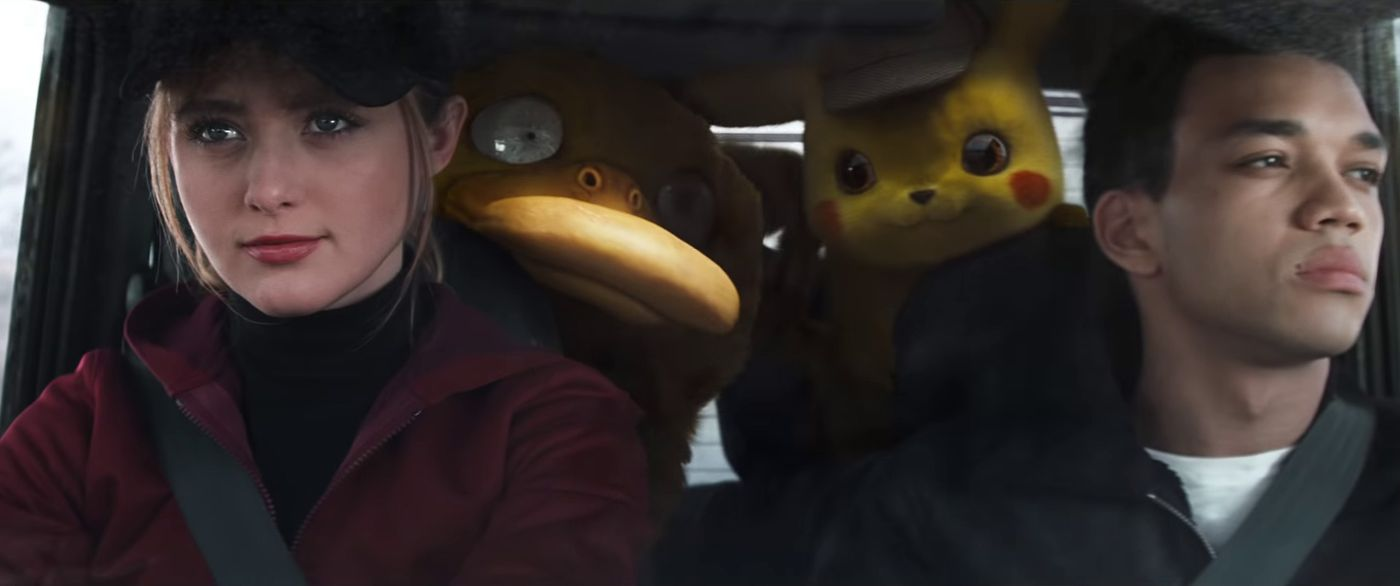 Detective Pikachu Trailer Here S Every Live Action Pokemon Cameo Polygon