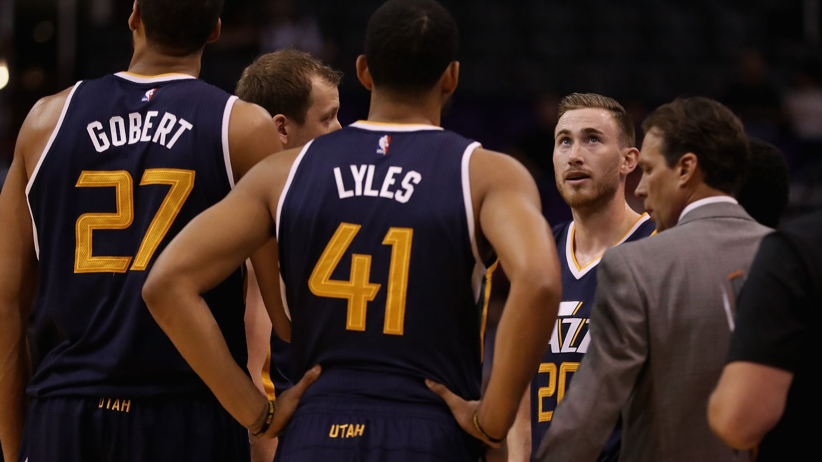 Utah Jazz Optimal Lineup Combinations - SLC Dunk
