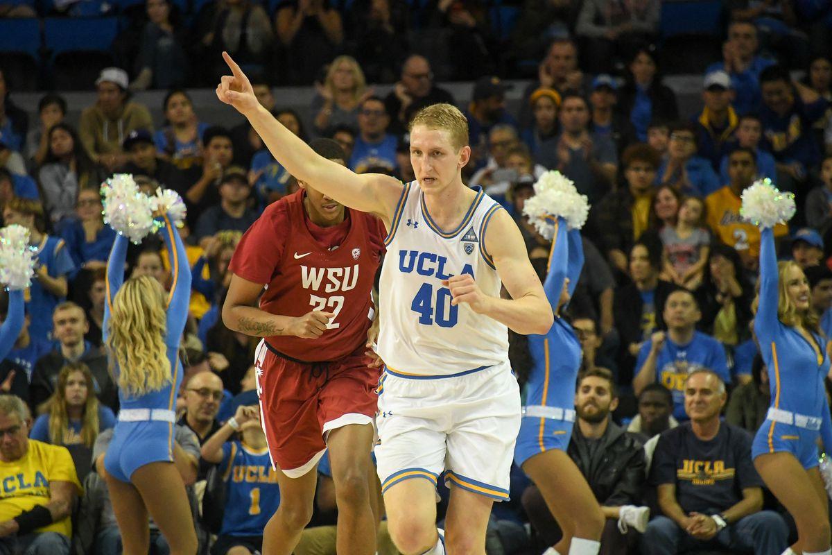 NCAA Basketball: Washington State at UCLA