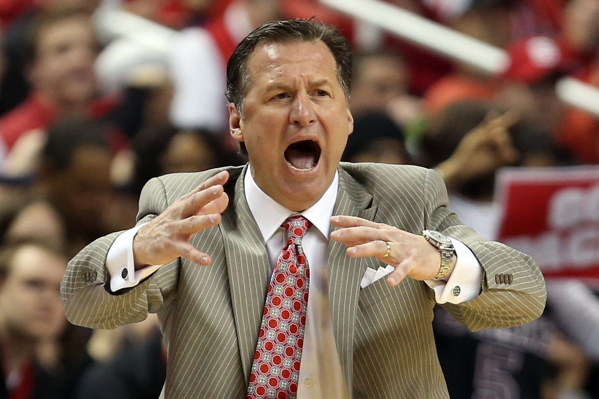 Gottfried looks pumped or something