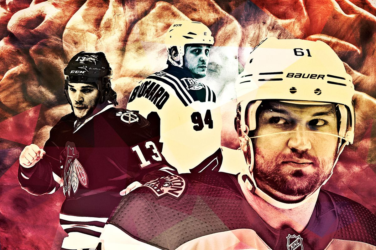 An Uncertain Future  Rick Nash s Retirement and the NHL s Ongoing  Concussion Problem a9b8eda72