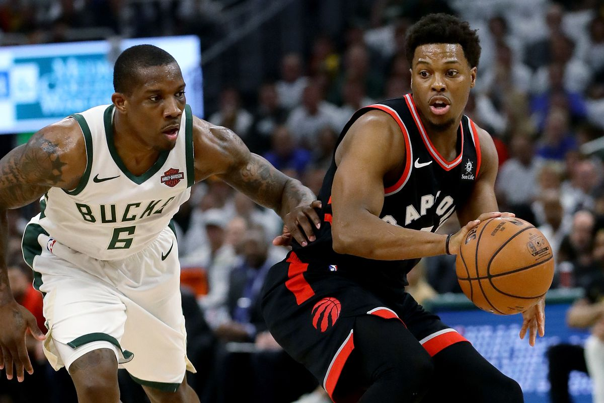 newest 4f588 45513 NBA Playoffs 2019: Toronto Raptors wasted Kyle Lowry's ...
