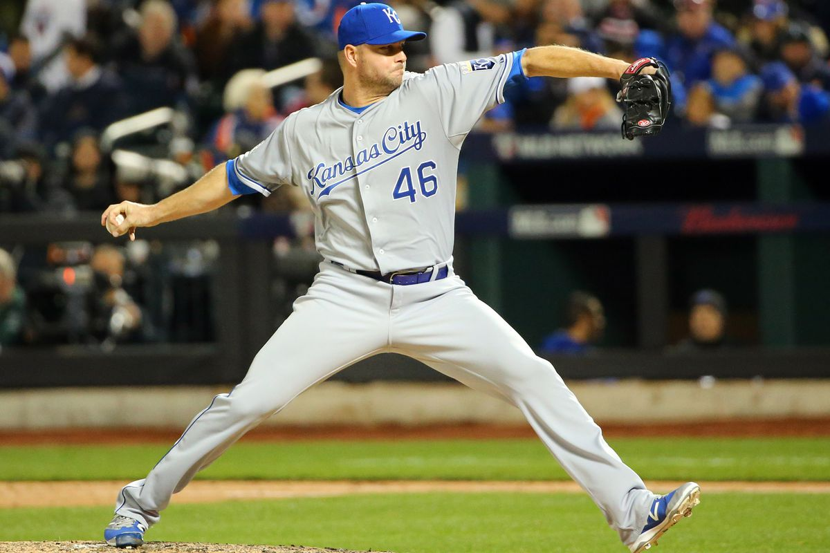 Ryan Madson? More like Ryan's NotBad, son. Eh? Eh?