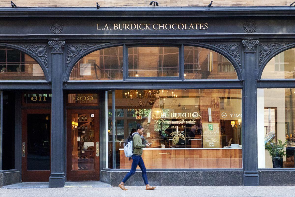 Gourmet New England Chocolatier L.A. Burdick Debuts in Chicago ...