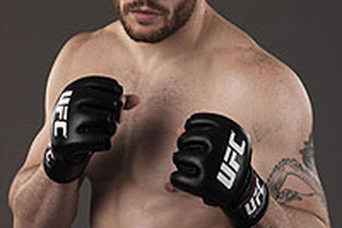 Nate Marquardt, photo via UFC.com