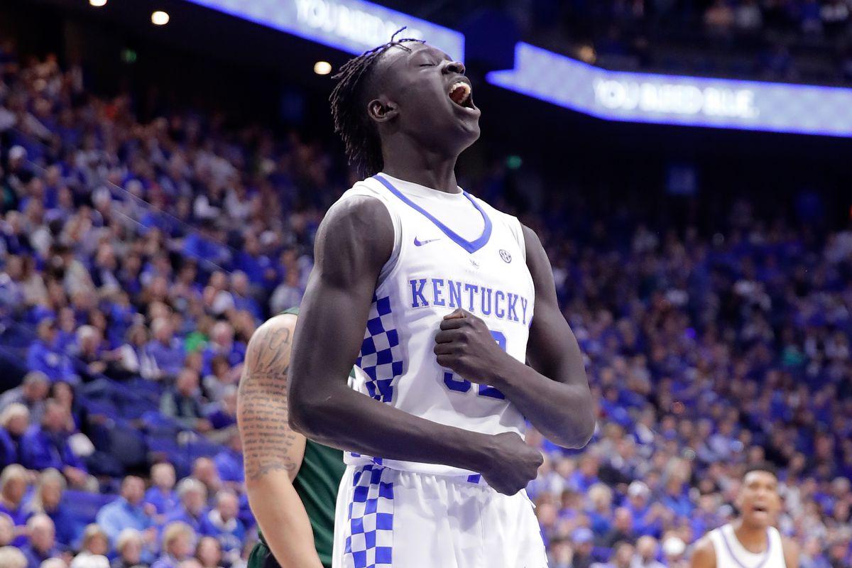 Kentucky Basketball 2017 18 Season Preview For The Wildcats: Kentucky Basketball Schedule 2017-18: TV Times And