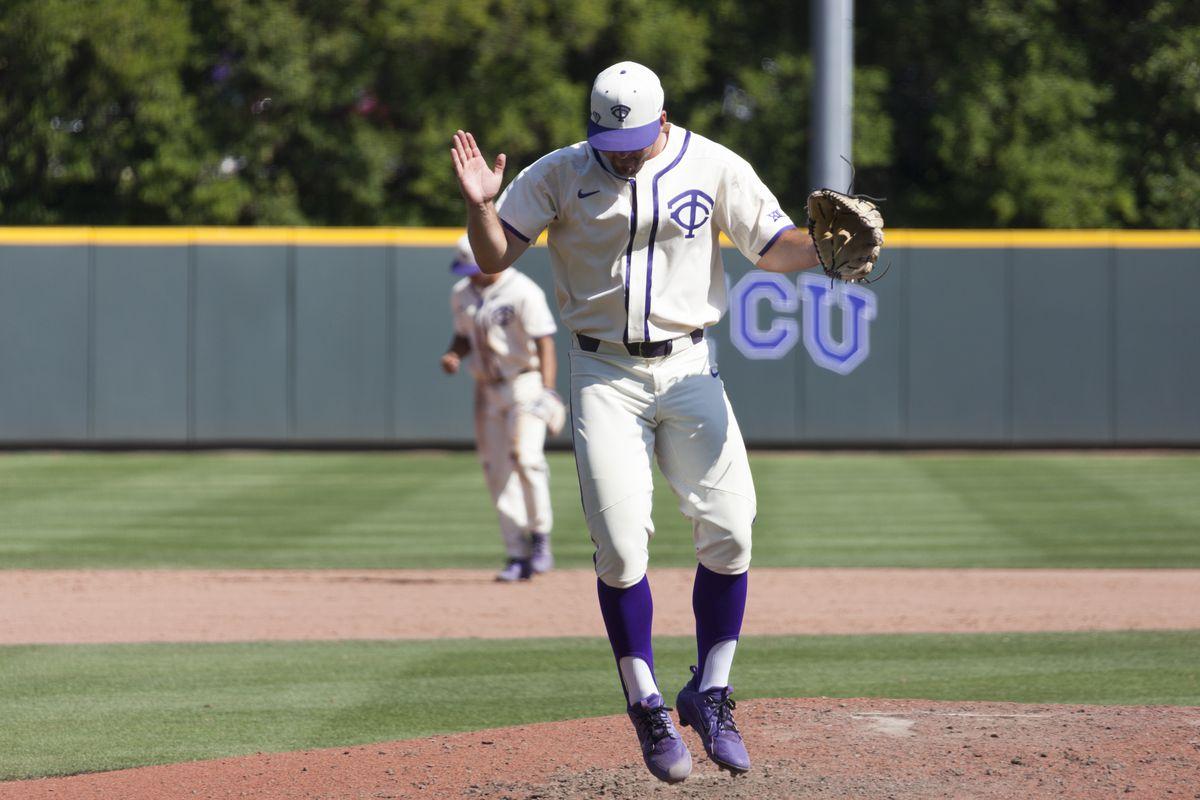 TCU Baseball vs Texas Tech 4.29.18`